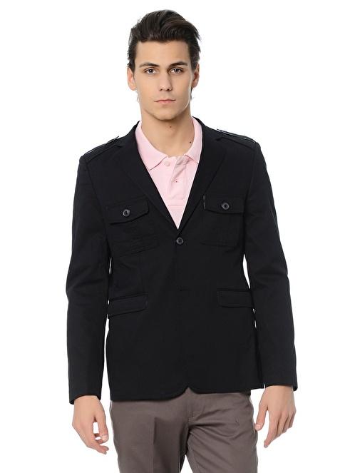 Dewberry Ceket Siyah